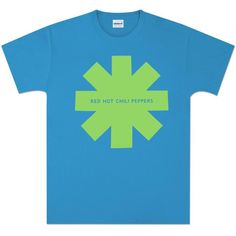 6c26c8d9 Check out Red Hot Chili Peppers Asterisk Groove T-Shirt on @Merchbar. Buy