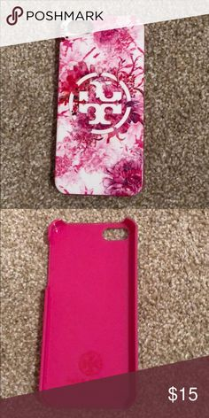Tory Burch IPhone 5 case iPhone 5 Tory Burch 100% Authentic case Tory Burch Accessories Phone Cases