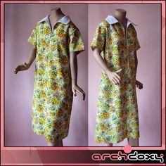 Vintage 1960s Superb Lemon Print MOD Twiggy Shift SKA Scooter Dress #mod  http://www.ebay.co.uk/itm/Vintage-1960s-Superb-Lemon-Print-MOD-Twiggy-Shift-SKA-Scooter-Dress-UK18-/371643123792?ssPageName=STRK:MESE:IT