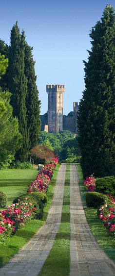 Sigurtà Park, Verona, Italy More cultural holiday destinations on…