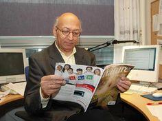 Prof. Azam Mansoor er spurt om å være en av ekspertene i et leserpanel som skal evaluere det prestisjetunge vitenskaplige tidsskriftet Nature.