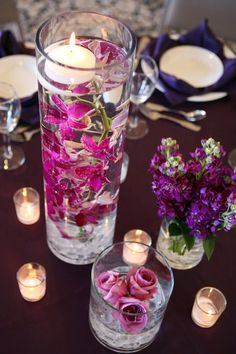 Did you know? Orchids are the best flowers to submerge in water for arrangements. http://www.flowermuse.com/types-of-flowers/orchids.html