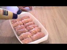 Rolovana piletina / rolovana pileća prsa / filet