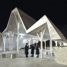 Ron Shenkin Studio : Open-Sided Shelter
