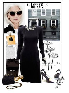 """""""July 14"""" by anny951 ❤ liked on Polyvore featuring ESPRIT and Chanel"""