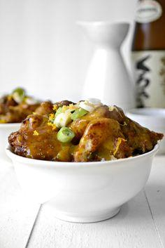 Crispy Orange Cauliflower - A vegetarian version of your favorite Chinese dish.