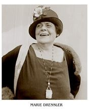 Marie Dressler ~ Love her!! She was such a funny lady, sad that she died too soon!! Classic Actresses, Hollywood Actresses, Actors & Actresses, Marie Dressler, Hollywood Jewelry, Funny Lady, Charlie Chaplin, Silent Film, Classic Hollywood