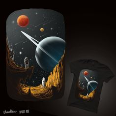 The Visitors on Threadless