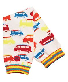 Love this Baby Legs White Surfer Vans Leg Warmers by Baby Legs on #zulily! #zulilyfinds
