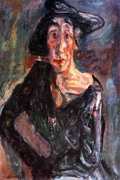 Desolation, 1922 / Chaim Soutine