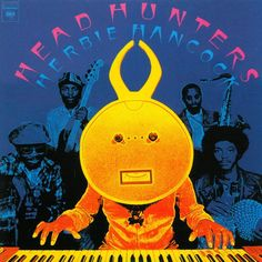 Herbie Hancock Head Hunters Vinyl LP