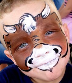 animals facepainting - Google Search