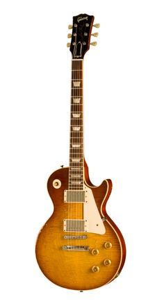 """Billy Gibbons' """"Miss Pearly Gates"""" ('59 Gibson Les Paul)"""