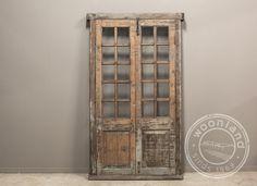 Origineel oude deur india | Woonland