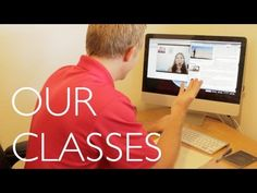 To learn English, you need a good teacher. In this video from a real class, see how our students learn English online with certified, native speaking English teachers from Native English Teacher .NET
