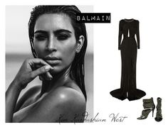 Kim K. Balmain, Polyvore, Movie Posters, Inspiration, Biblical Inspiration, Film Poster, Popcorn Posters, Film Posters, Poster