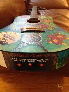 Legend of Zelda Guitar