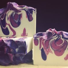 Cold Process Soap, Love Spell fragrance