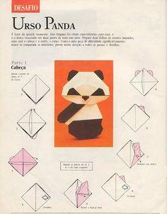 URSO PANDA 1 Cabeça