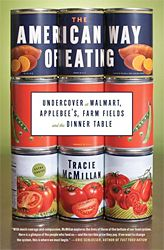 """Sounds like a cross between """"Nickel and Dimed"""" and """"The Omnivore's Dilemma."""" Interesting."""