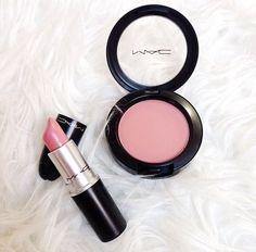 Imagen de mac, lipstick, and pink