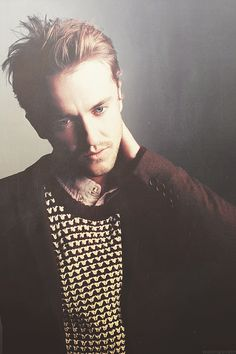 Tom Felton --- this one grew up to be quite the lad... MLx