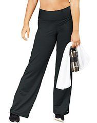 730d811237b Champion Women s Plus Size Absolute Semi-Fit SmoothTec Band Pants