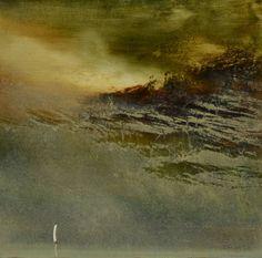 "Saatchi Art Artist Maurice Sapiro; Painting, ""Storm Cloud"" #art"