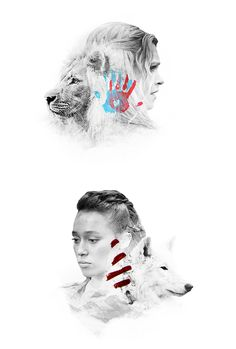 The Lion and the Wolf || Clarke and Lexa || The 100