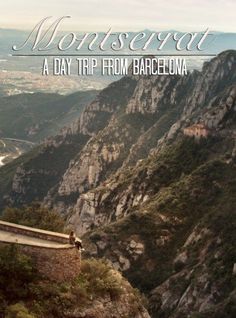Montserrat Monastery & Mountain: An Easy Day Trip From Barcelona • Barcelona Day Trips | Barcelona Day Trip | Montserrat Spain | Montserrat Monastery | Barcelona Monastery | Barcelona Montserrat | Montserrat Spain Pictures
