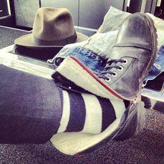 Show me Yours I'll show u mine...my socks PHOTO - Jared → http://instagr.am/p/KIq4XpgPjj/