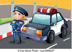 Highway patrol Clipart Vector Graphics. 41 Highway patrol EPS clip ...