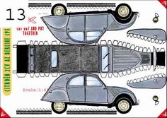 build yourself :) Citroen 2 CV