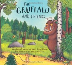 Craig would love listening to this in bed. The Gruffalo and Friends CD Box Set: The Gruffalo / The Smartest Giant / A Squash and a Squeeze / Room on the Broom / The Snail and the Whale / Monkey Puzzle by Julia Donaldson, http://www.amazon.co.uk/dp/1405054115/ref=cm_sw_r_pi_dp_W38Vqb1QHBVTR