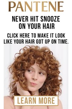 Don't let life get in the way of your great hair day. The New Waterless Collection by Pantene has everything you need to cheat your way to a great hair day. Haircut For Thick Hair, Pixie Haircut, Makeup Tips To Look Younger, Braided Hairstyles, Pixie Hairstyles, Straight Hairstyles, Curly Hair Styles, Curly Bangs, Grunge Hair