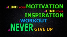 Workout Motivation Never Give Up Weight Loss Motivation Quotes, Good Motivation, Monday Motivation, Workout Motivation, Motivational Gifts, Motivational Posters, Fitness Motivation Wallpaper, Mental Health Center, Lower Back Exercises