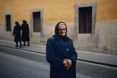Steve McCurry, Zagreb, Croatia, 1989