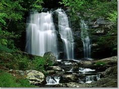 Meig's Falls, Great Smoky Mountain National Park, Tennessee