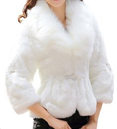Helan Women's Rex Rabbit Fur Coat With Faux Fox Fur Collar Small White Helan Apparel http://www.amazon.com/dp/B00O87P1PU/ref=cm_sw_r_pi_dp_SXdVub1V9A3DV