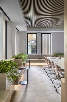 Interior Architecture, Interior And Exterior, Home Board, Office Interiors, Workplace, Level 8, Ceilings, Offices, Building