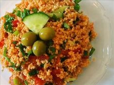 Kisir-türkischer Bulgursalat Kisir-Turkish Bulgur salad, a delicious recipe from the Vegetables category. Bulgur Salad, Couscous Salad, Healthy Sides, Healthy Side Dishes, Vegetarian Recipes, Healthy Recipes, Healthy Food, Turkish Recipes, Salad Recipes