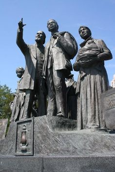 Gateway to Freedom International Memorial to the Underground Railroad - Google Search