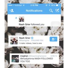 The third most beautiful moments in 2014. Thanks Nash❤️
