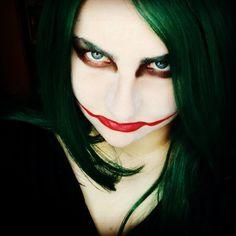 Female Joker (gender swap) DC