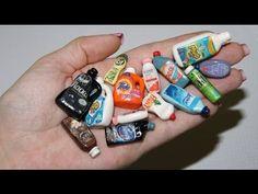 DIY Miniature Spray Bottle - YouTube