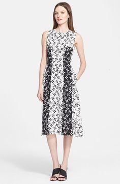 Tanya Taylor 'Mary' Print Silk Dress available at #Nordstrom