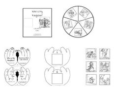 Who is My Neighbor? is 2 printables that I made for my RE class for the parable of the Good Samaritan.  The first item is a story wheel to retell the parable and it's in 2 different versions.  The other items is a sequence the parable book using helping hands.