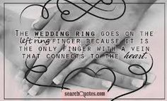 Wedding ring quote!!