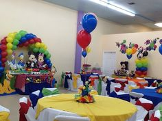 Mickey Party at the Playhouse!  | CatchMyParty.com