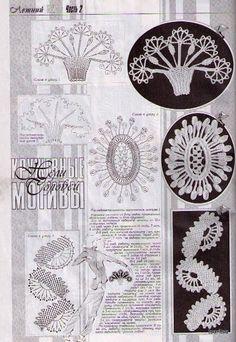 Irish crochet, Picasa Web Albums